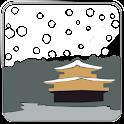Kyoto Snowfall: Golden Temple