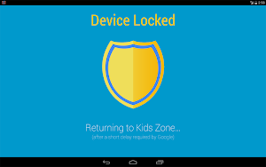 0 Kids Zone Parental Controls App screenshot