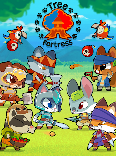 Tree Fortress - TD Game