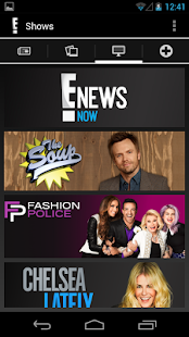 E! Online International- screenshot thumbnail