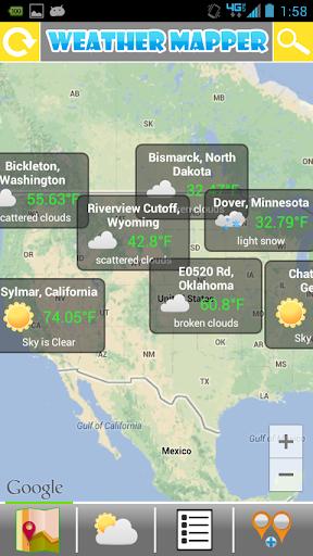 Weather Mapper Pro v1.0 APK