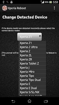 Xperia Reboot