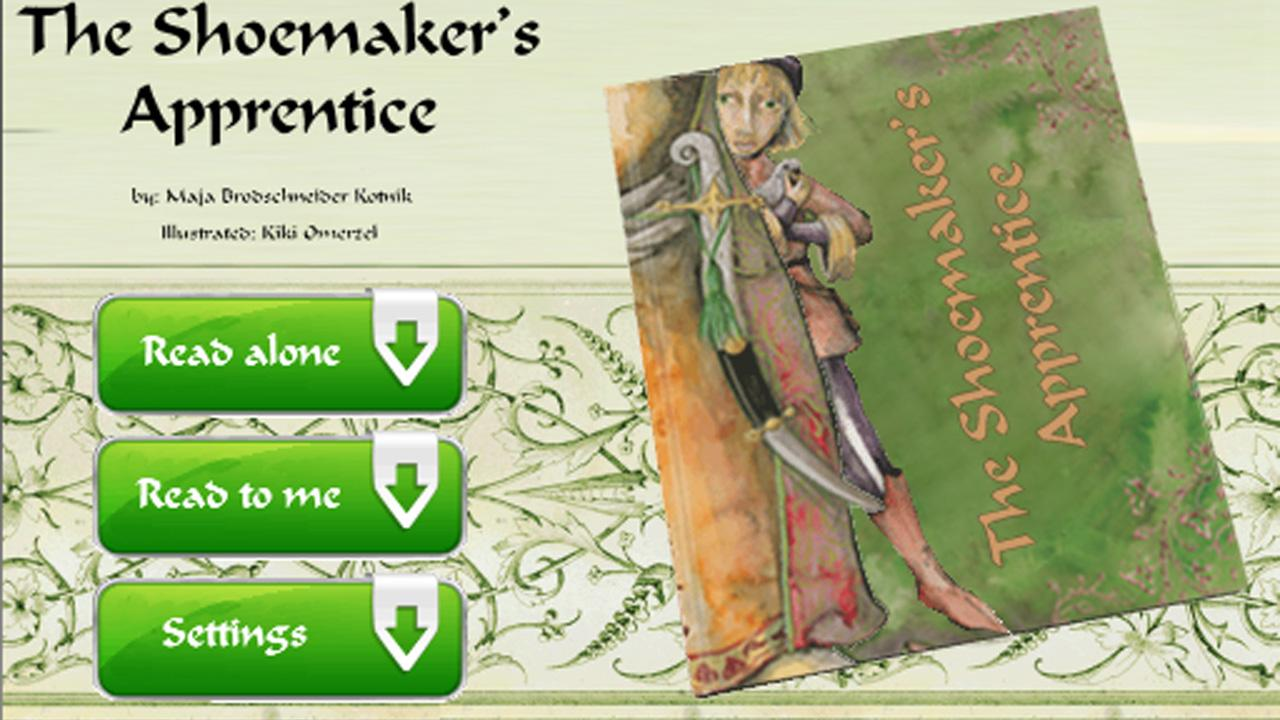 The Shoemaker's Apprentice- screenshot