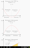 Screenshot of Física - Mecânica Básica