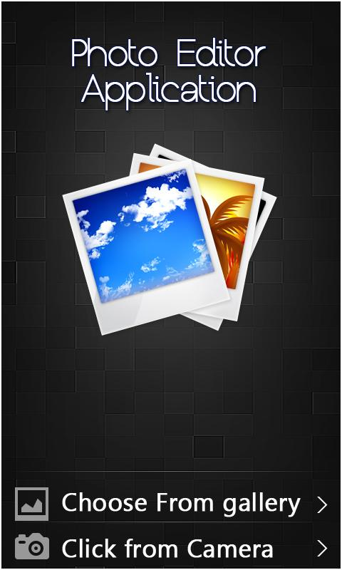 Photo Editor: Smart Camera App - screenshot