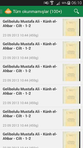 Osmanlı Kitapları ve Arşivi