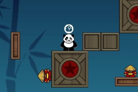Panda Droppings- screenshot