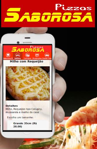 Saborosa Pizzas - Delivery