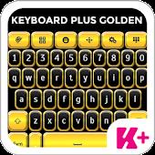 Keyboard Plus Golden