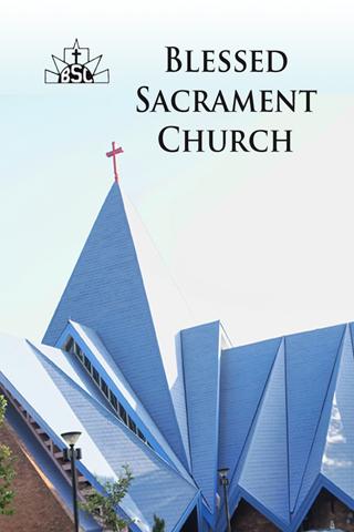 Blessed Sacrament Church BSC