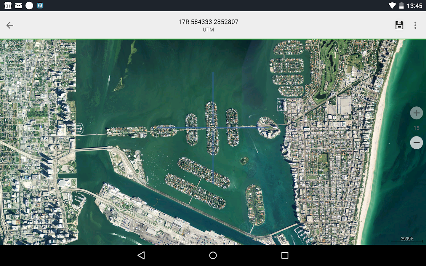 us topo maps free screenshot. us topo maps free  android apps on google play