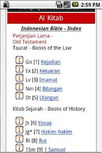 Indonesian Bible