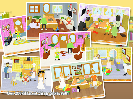 My house - fun for kids 2 screenshot 399042
