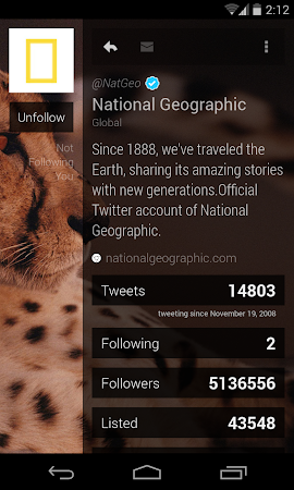 Carbon for Twitter 2.4.31 screenshot 82232