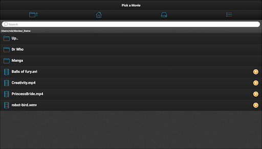 VLC Streamer Free 2.42 (3156) screenshots 7