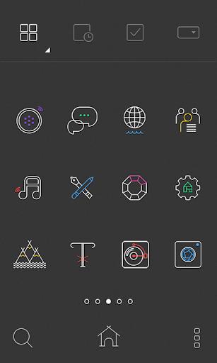 【免費個人化App】Shape lab dodol theme-APP點子