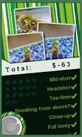 Screenshot of Paparazzi - Augmented Reality