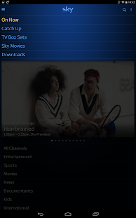 Sky Go Tablet - screenshot thumbnail
