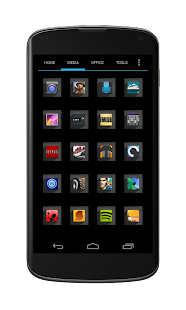 Retroes icon theme - screenshot thumbnail