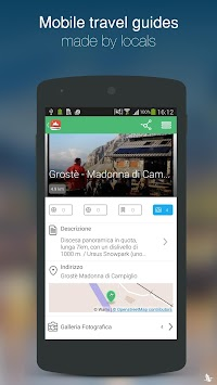 Campiglio Travel Guide by Wami APK screenshot thumbnail 1