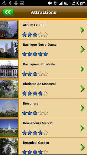 【免費旅遊App】Montreal Offline Travel Guide-APP點子