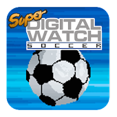 Super Digital Watch Soccer