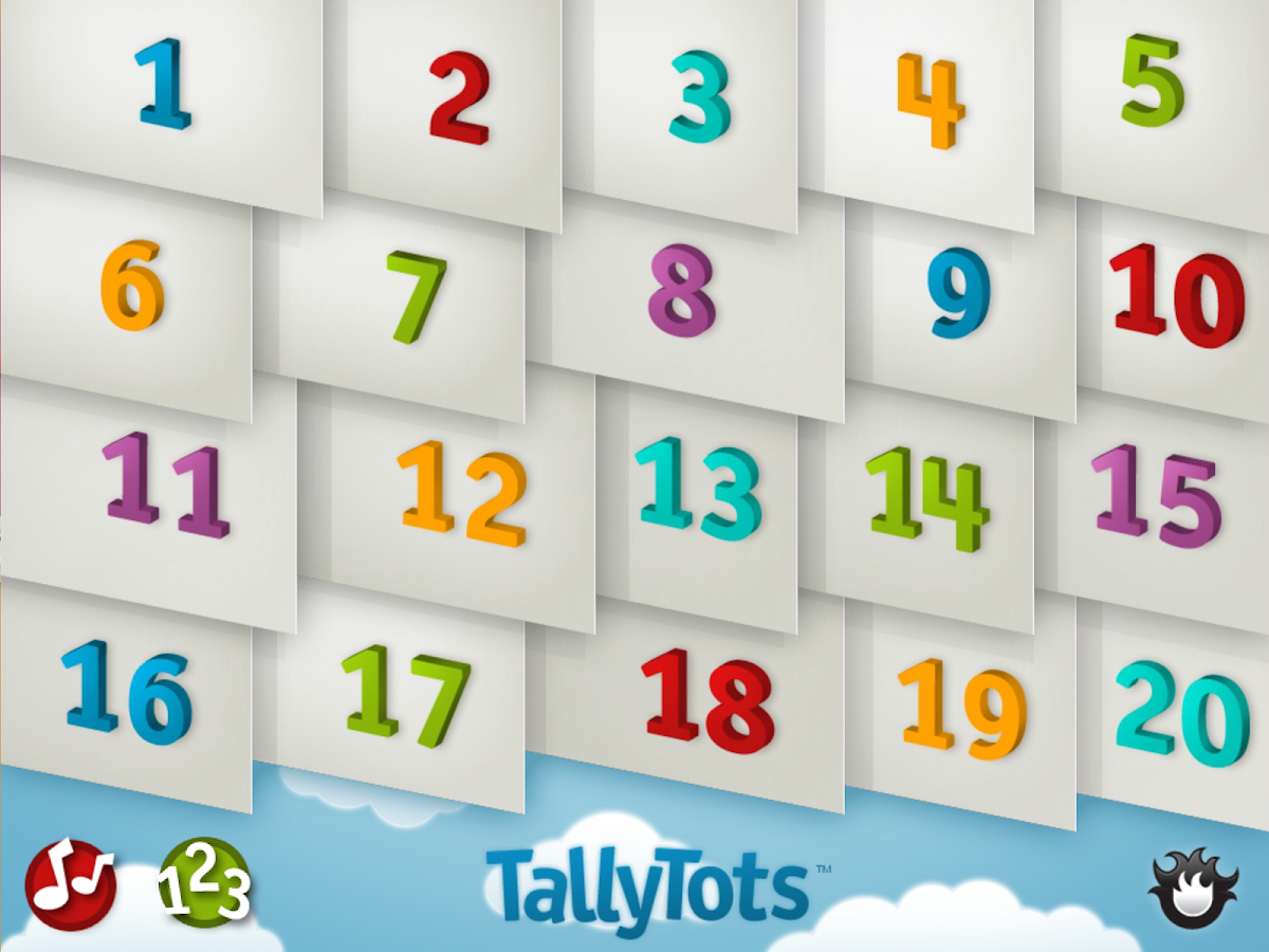 TallyTots Counting- screenshot