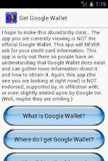 Get Google Wallet