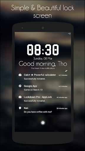 Hi Locker - Your Lock Screen 2.0.3 screenshots 1