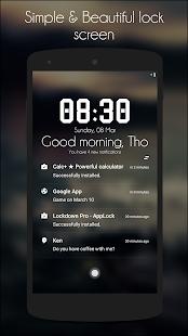 App Hi Locker - Your Lock Screen APK for Windows Phone