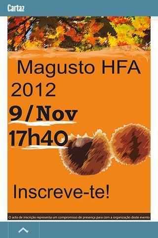 Magusto HFA 2012