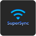 SuperSync Free logo