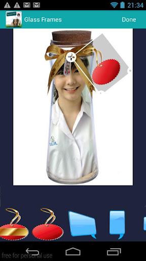 玩攝影App|啤酒瓶照片相框免費|APP試玩