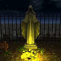 Horror Graveyard Labyrinth (scary maze solver) icon