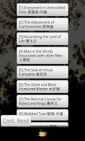 Screenshot of Zhuangzi(Bilingual)