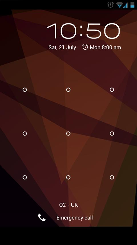 moovebo Live Wallpaper - screenshot