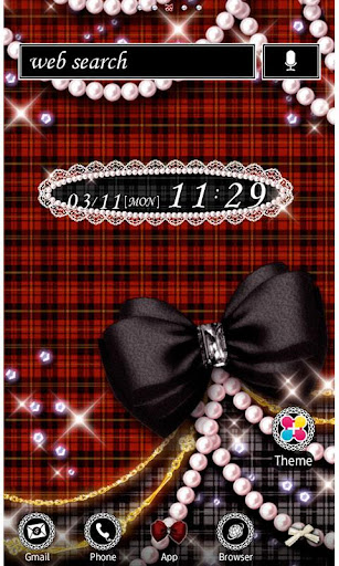 Plaid and Pearls Wallpaper 1.4 Windows u7528 1