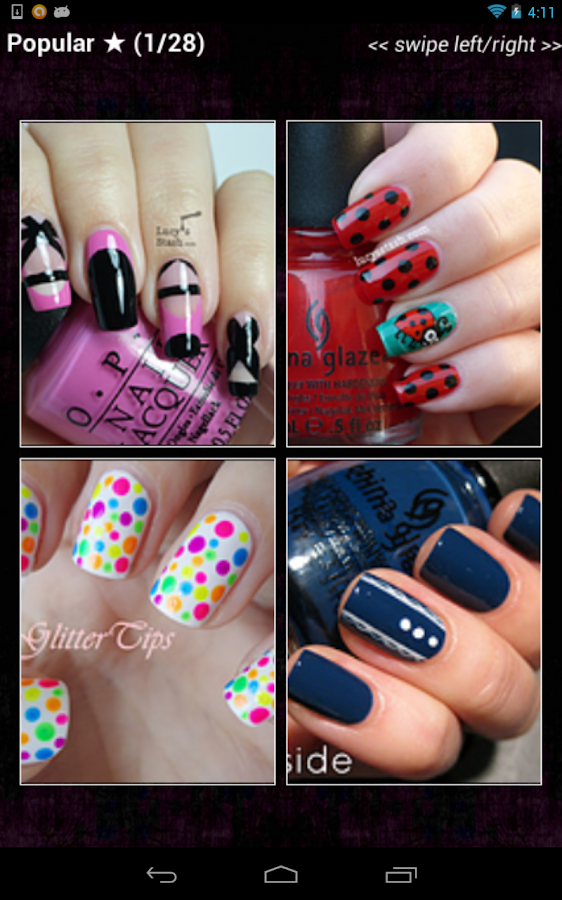 Nail Salon Designs Pro Android Apps On Google Play