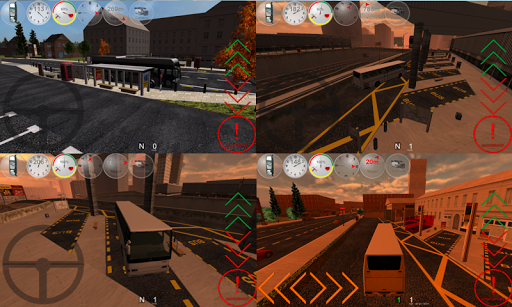 Duty Driver Bus LITE 2.1 screenshots 3