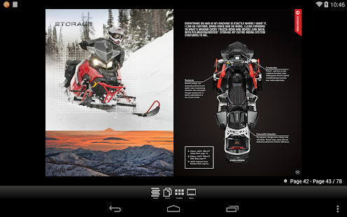 Polaris Snow Catalogs CAN - screenshot thumbnail