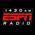 ESPN 1430am logo