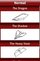 Screenshot of Paper Plane Folding