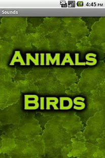 Animal sound - Zoological Park - screenshot thumbnail