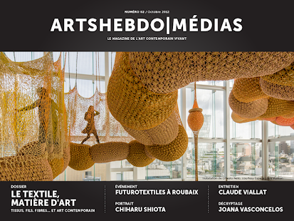 ArtsHebdo|Médias- screenshot thumbnail