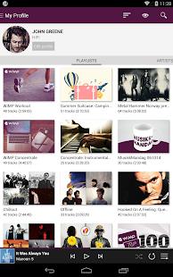 WiMP - screenshot thumbnail