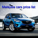 Malaysia cars price list icon