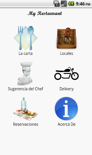 My Restaurant Demo  screenshots 1