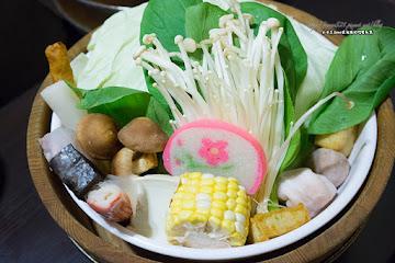 正官木桶涮涮鍋