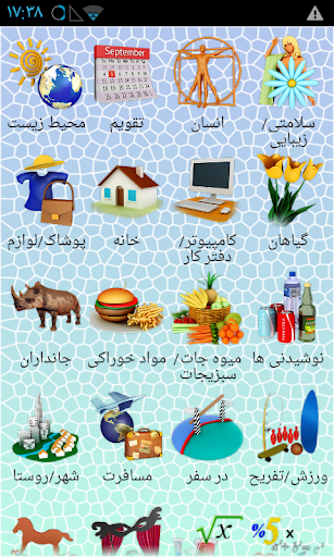PixWord English for Farsi