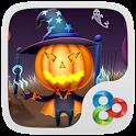 (SALE) Pumpkin Head GO Theme icon